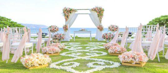 décoration de son mariage