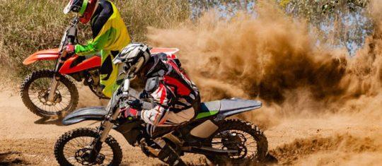 Achat de tenues de motocross