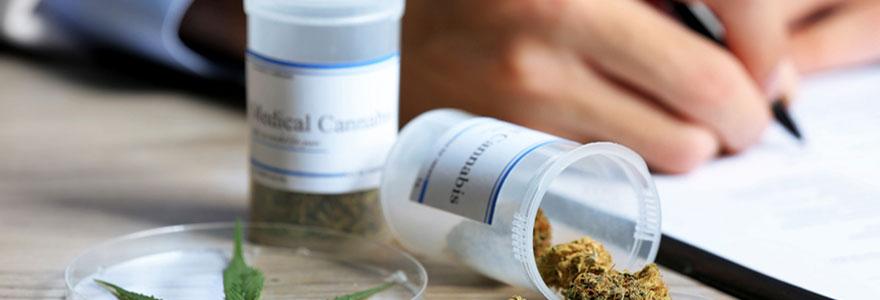 Vertus sur la santé du cannabis médical