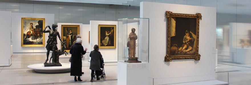 Galerie d'art fiable