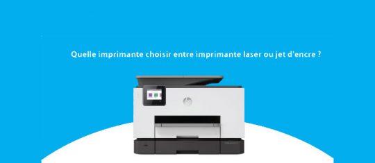 Article imprimante laser ou jet d'encre